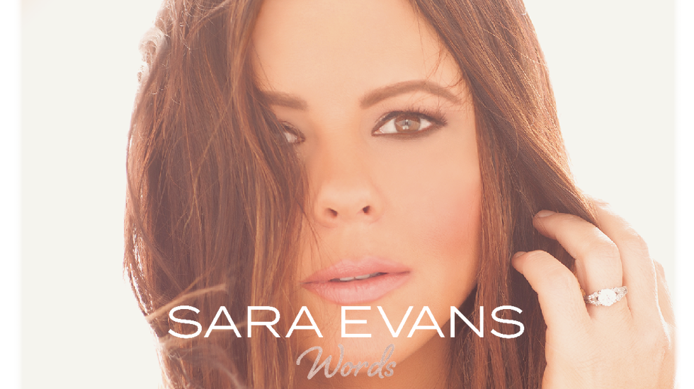 Sara Evans Words Tour 2019