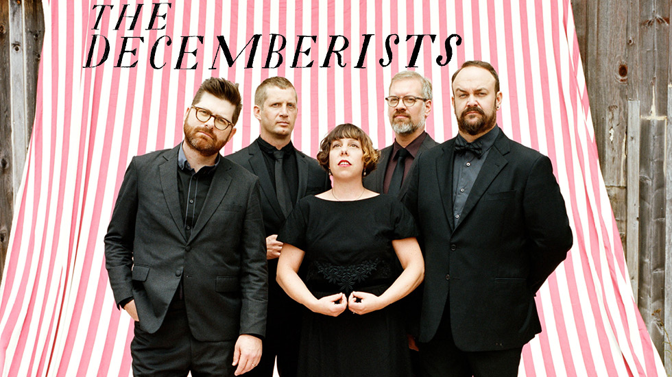 The Decemberists – The Shuffling Off to Ragnarök Spring Tour 2017