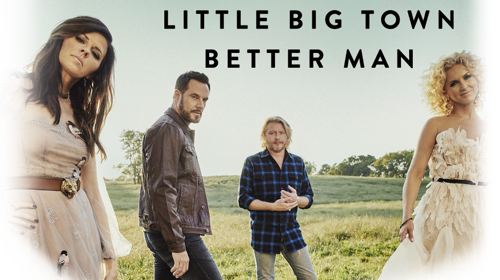 Little Big Town UK Tour 2017