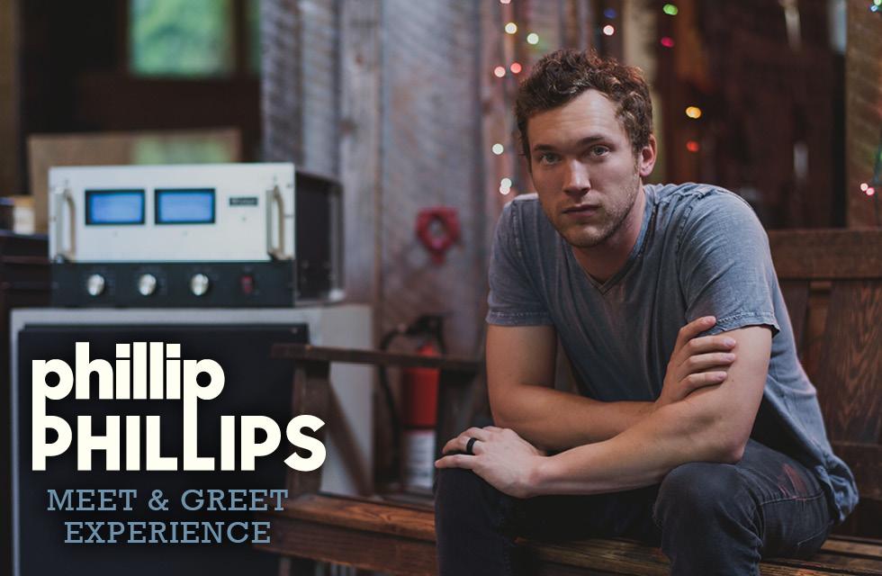 Phillip Phillips Summer Tour 2017