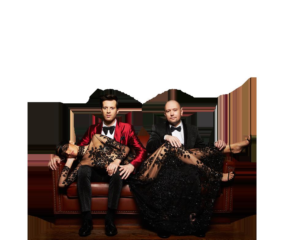 Tuxedo Summer Tour 2017