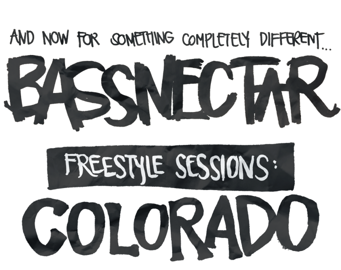 BASSNECTAR Freestyle Sessions: Colorado