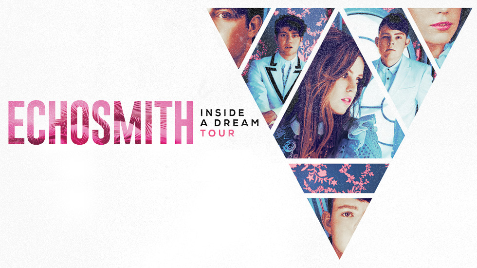 Echosmith Inside A Dream Tour 2018