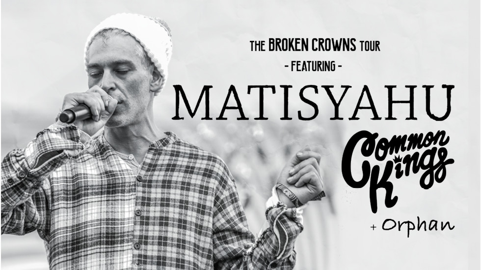 Matisyahu Fall Tour 2017