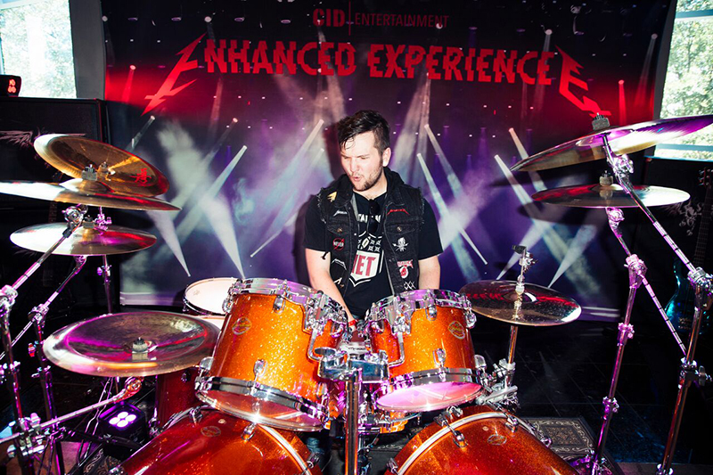 Metallica Enhanced Experience