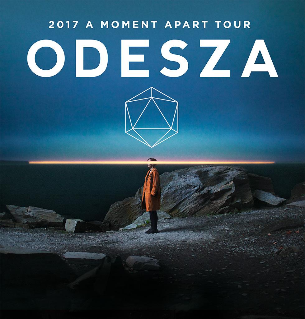 ODESZA A Moment Apart Tour 2017