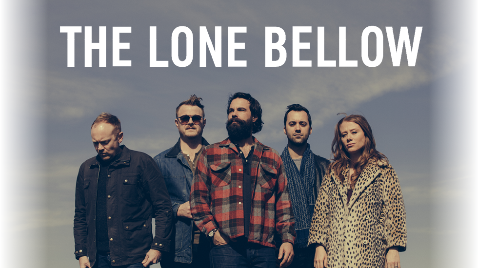 The Lone Bellow Fall Tour 2017
