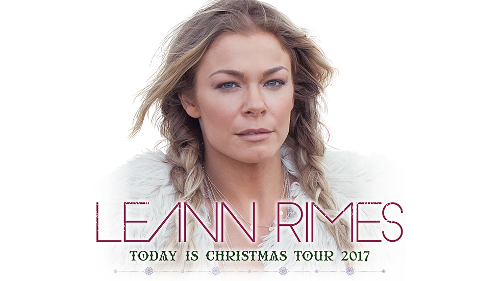 LeAnn Rimes 'Today is Christmas' Tour 2017