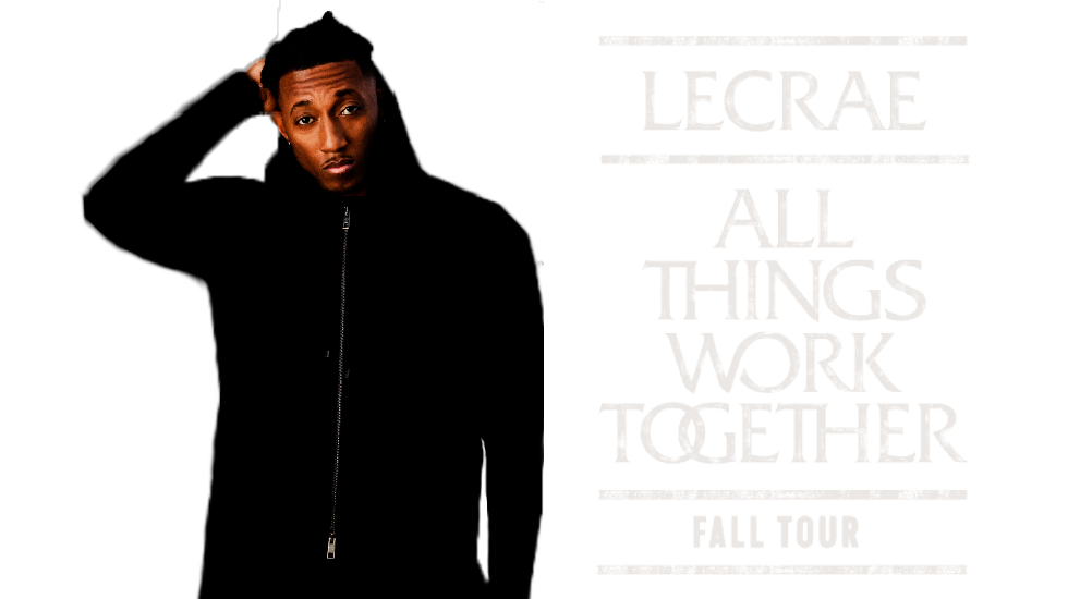 Lecrae All Things Work Together Tour 2017