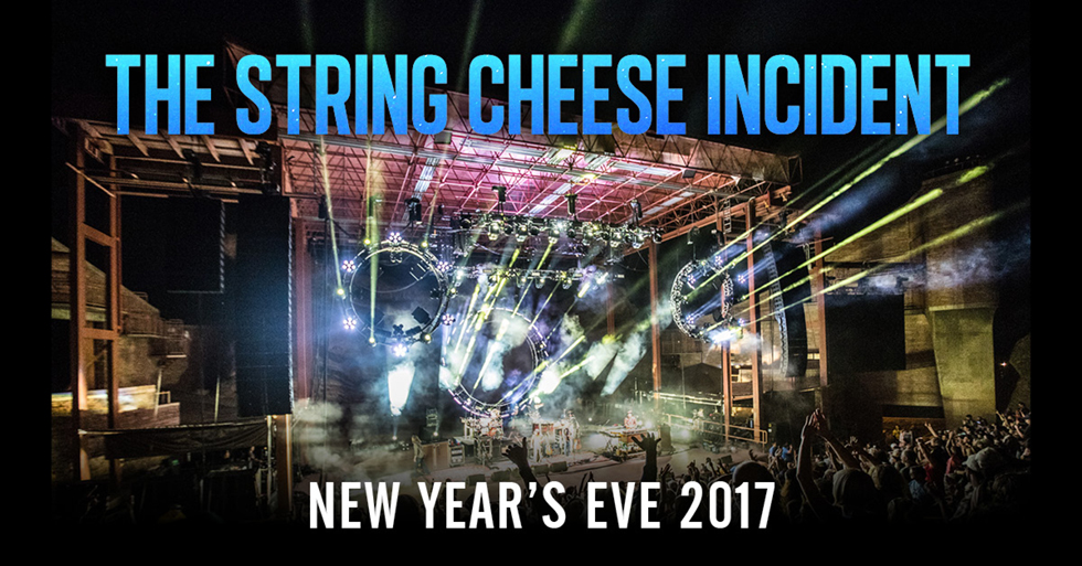 The String Cheese Incident New Year's Eve 2017
