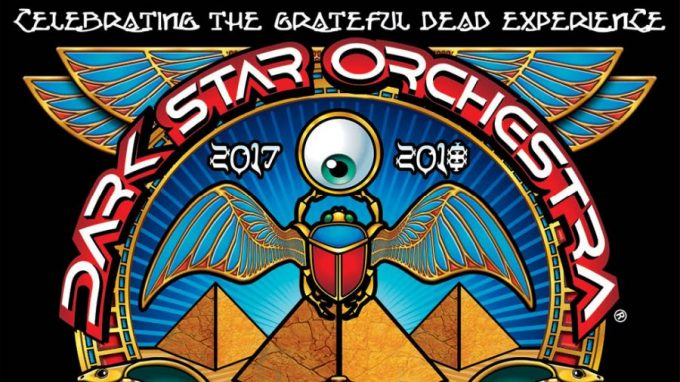 Dark Star Orchestra Cosmic New Year's Eve Run 2017