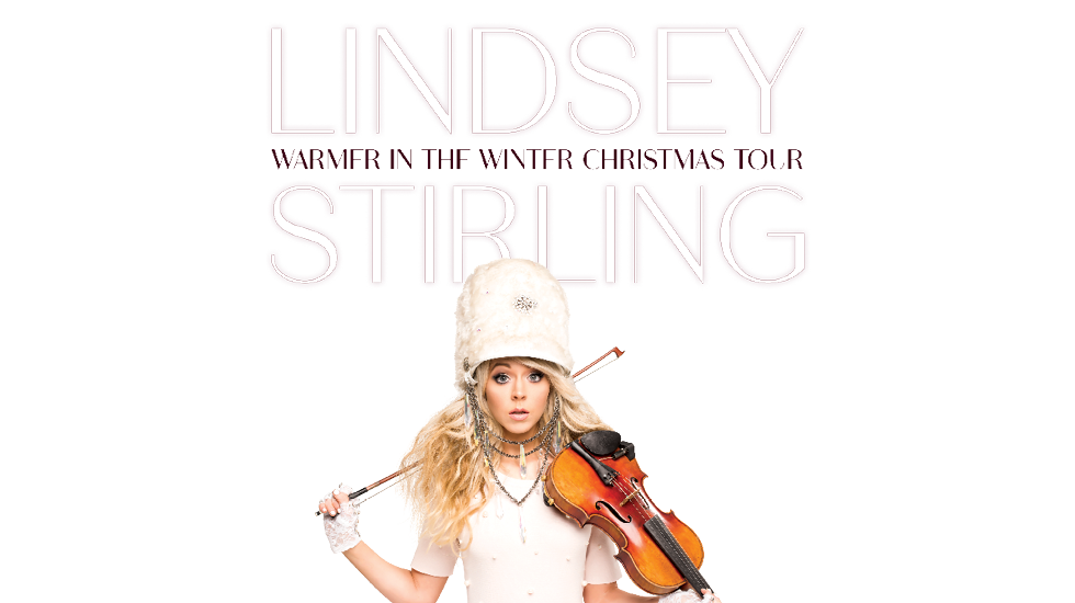 Lindsey Stirling Warmer In The Winter Christmas Tour 2017