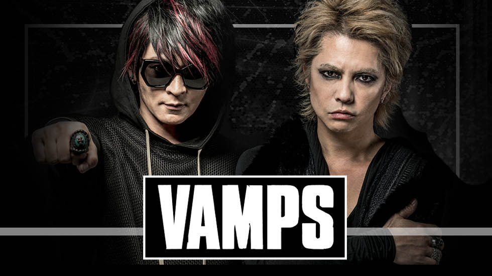 VAMPS Fall Tour 2017