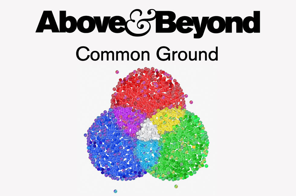 Above & Beyond Common Ground Tour 2018