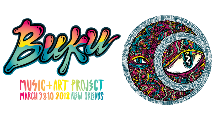 BUKU Music & Art Project 2018