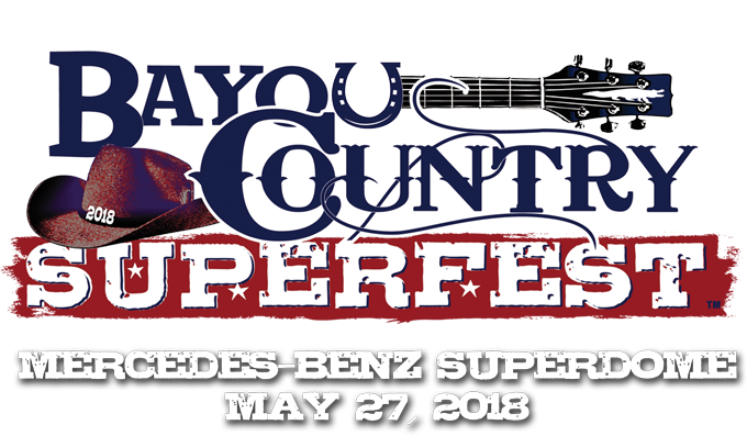 Bayou Country Superfest 2018