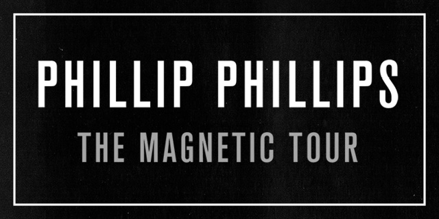 Phillip Phillips 2018 Tour