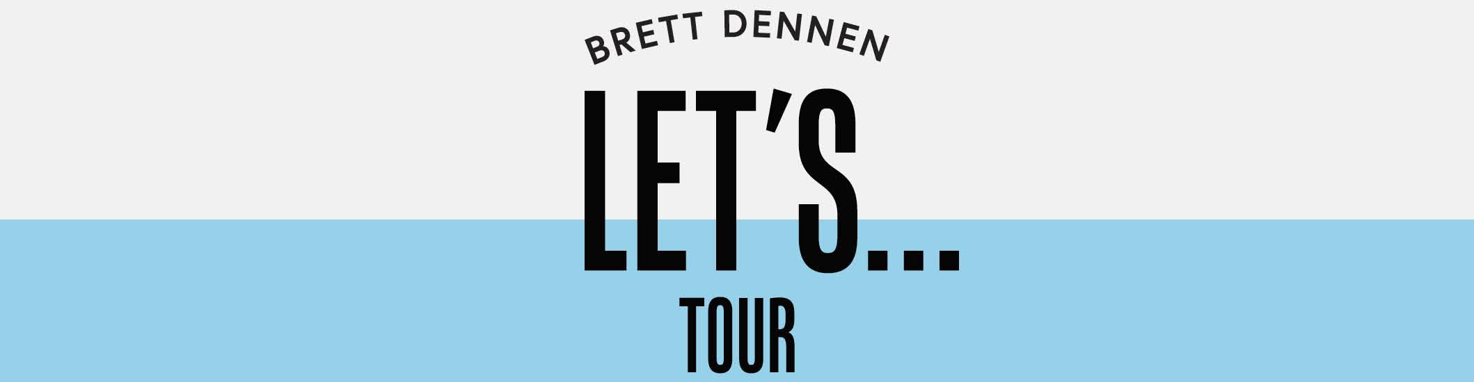 Brett Dennen Lets… Tour 2018