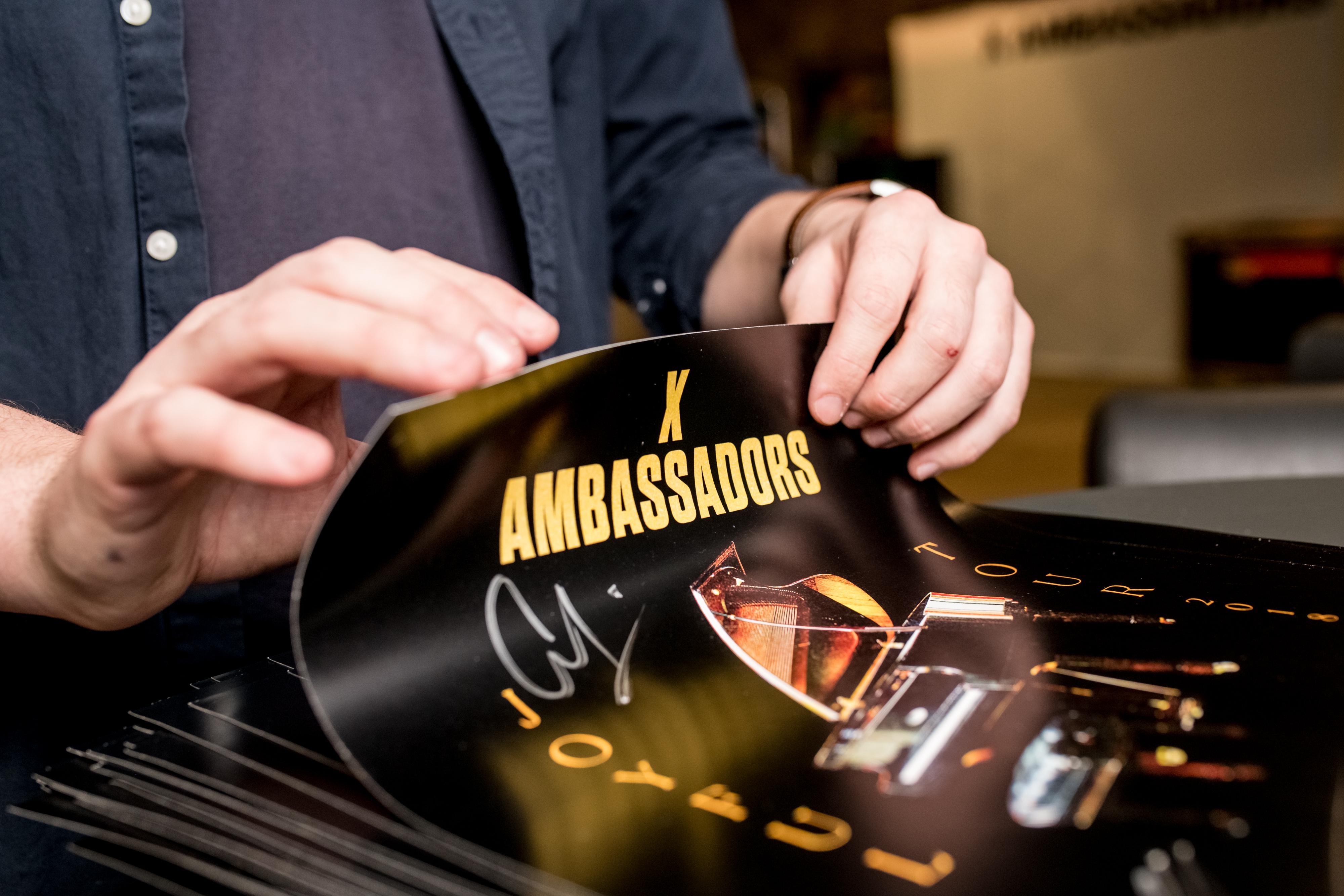 X Ambassadors VIP Ticket Packages - The Joyful Tour 2018