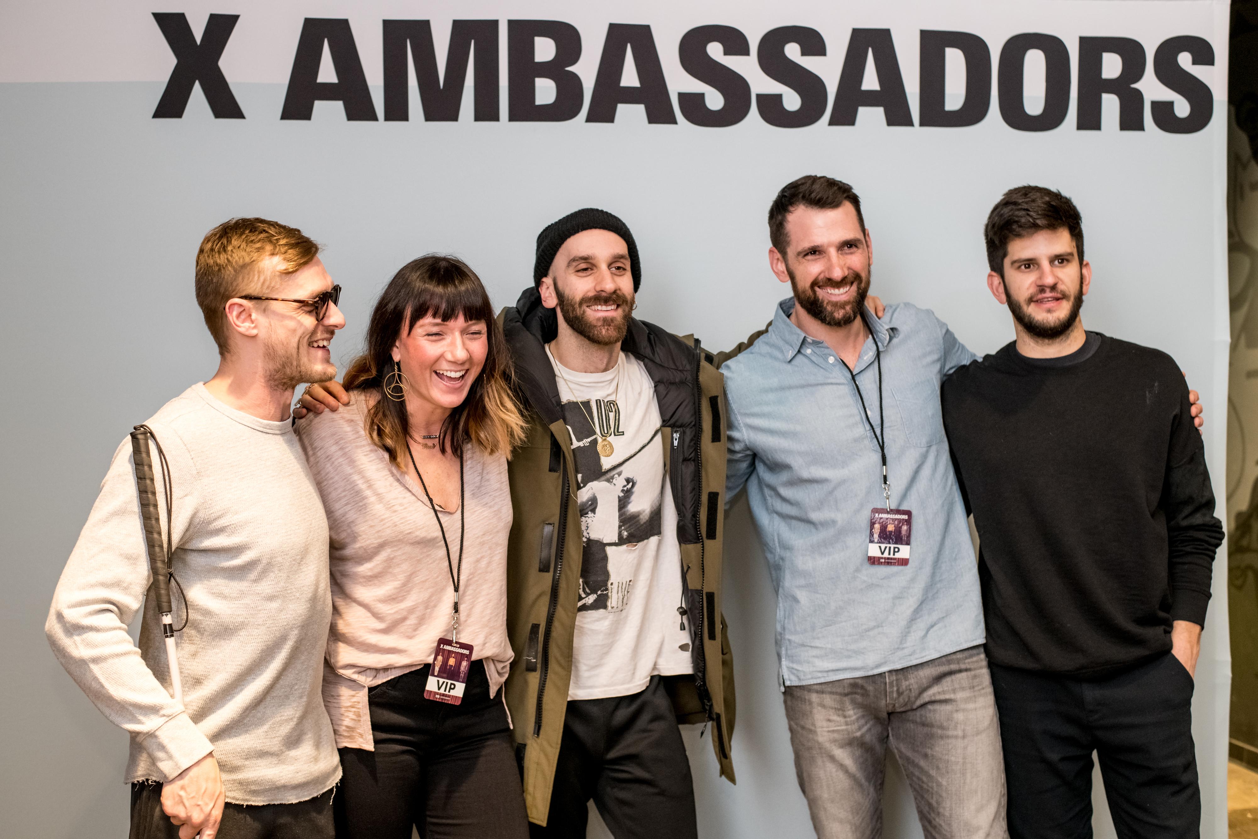 X Ambassadors Vip Ticket Packages The Joyful Tour 2018