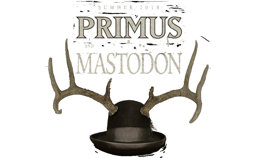 Primus Summer Tour 2018