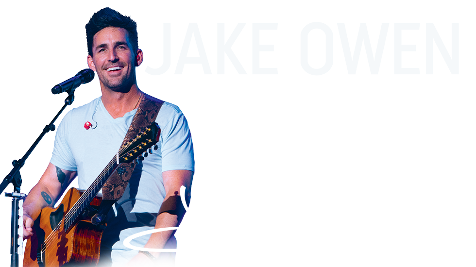 Jake Owen Life's Watcha Make It Tour 2018