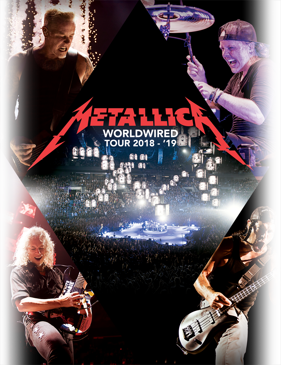 Metallica North America Tour 2018-19