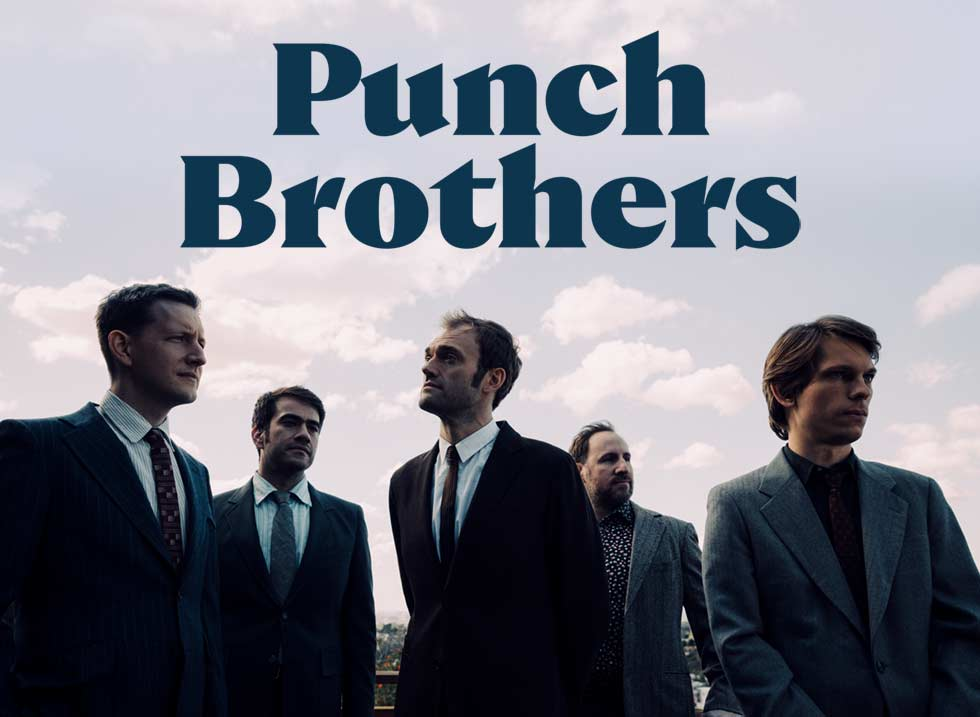 Punch Brothers Summer Tour 2018