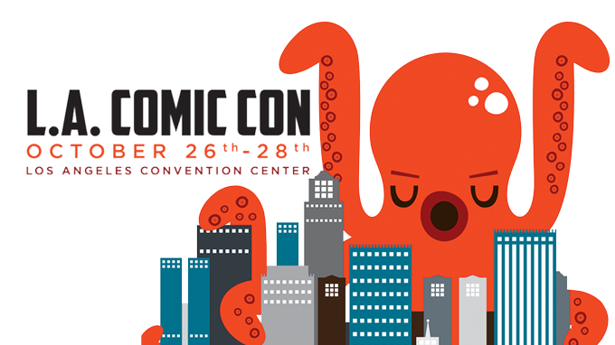 Los Angeles Comic Con 2018