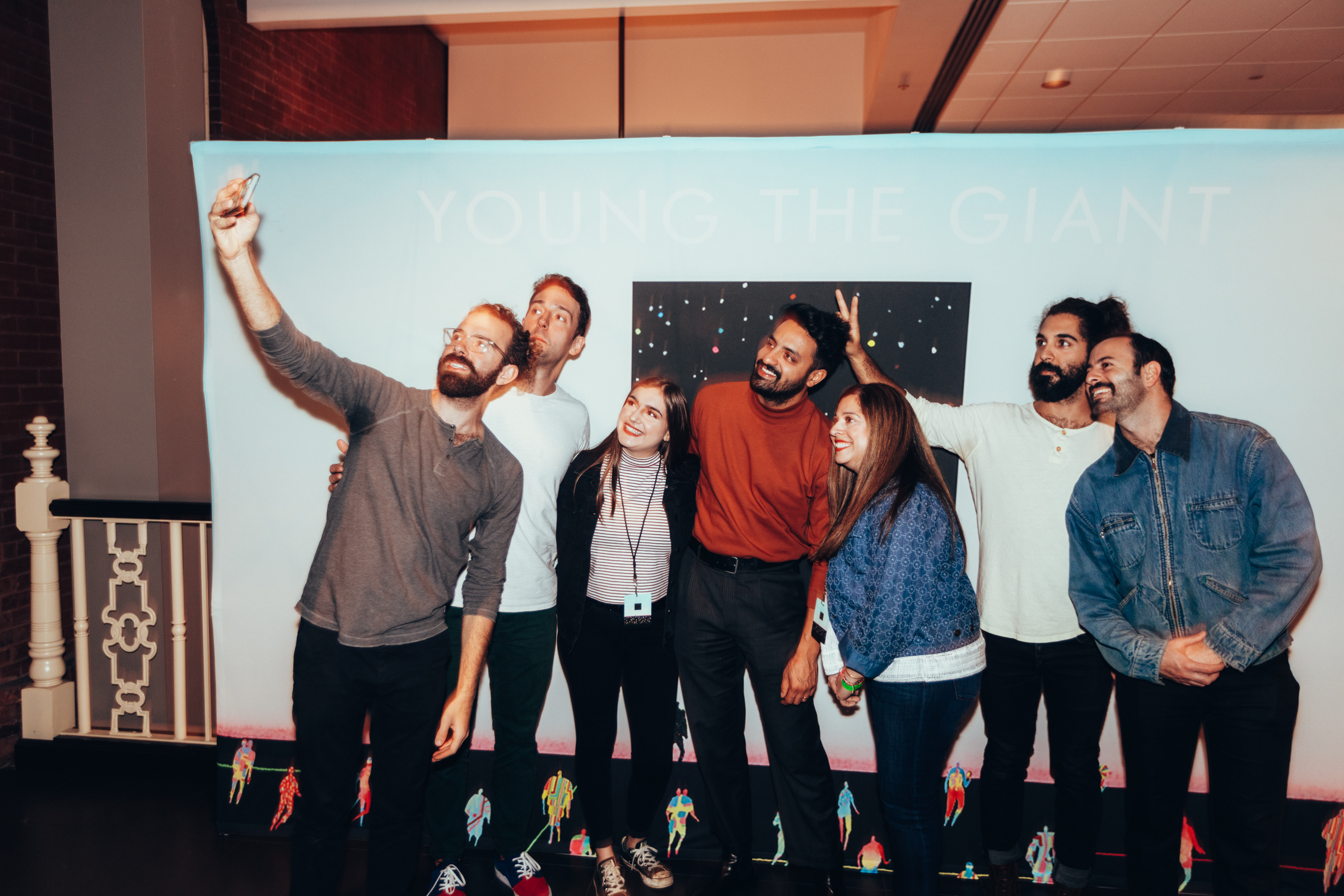Young The Giant Tour: Official VIP Packages - CID Entertainment