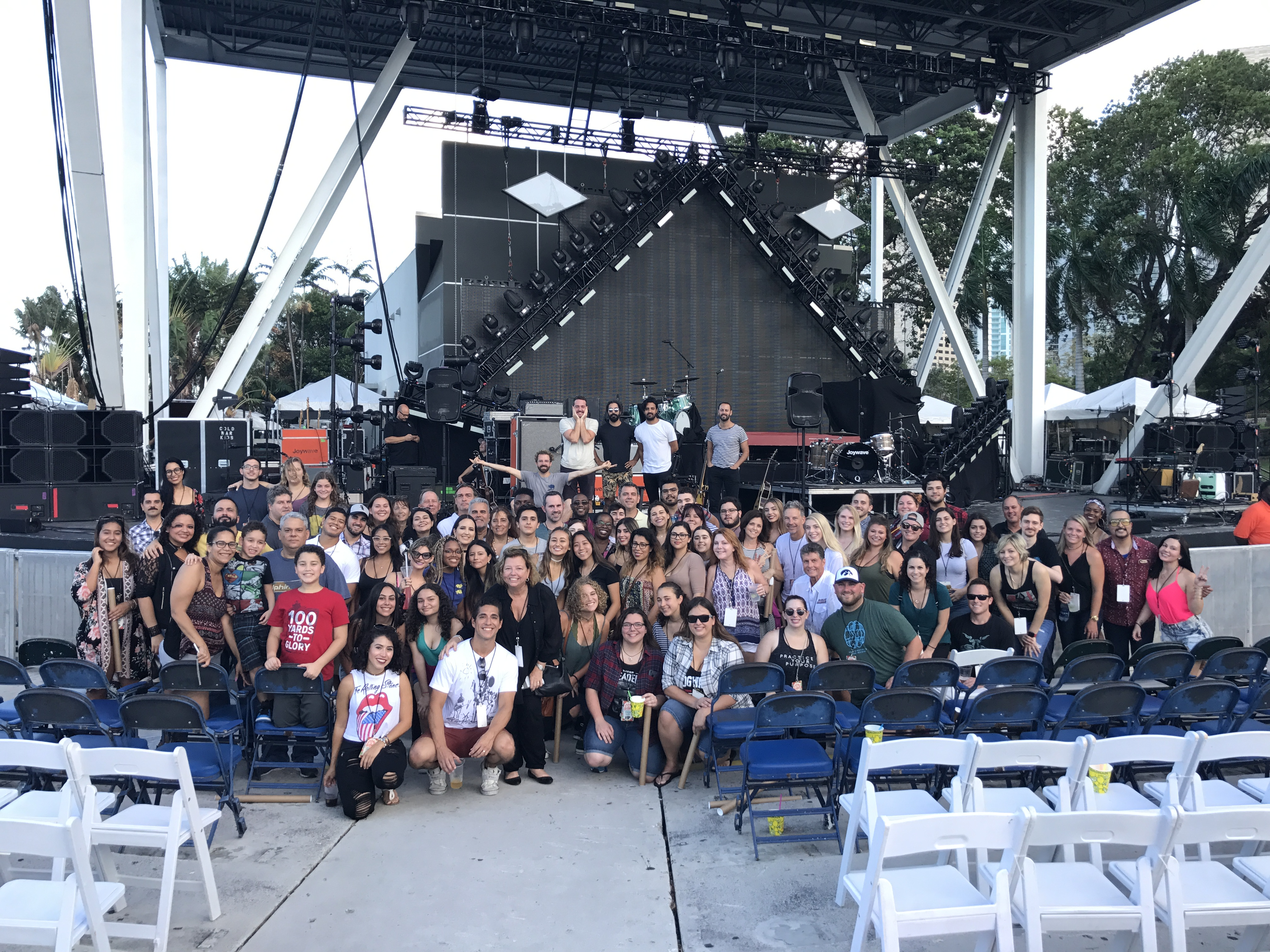 Young The Giant Tour Official Vip Packages Cid Entertainment