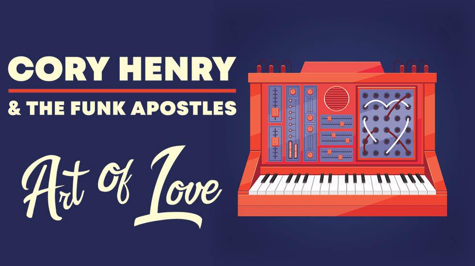 Cory Henry Fall Tour 2018