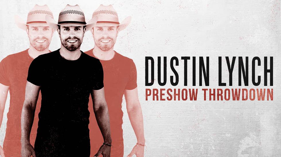 Dustin Lynch Tour