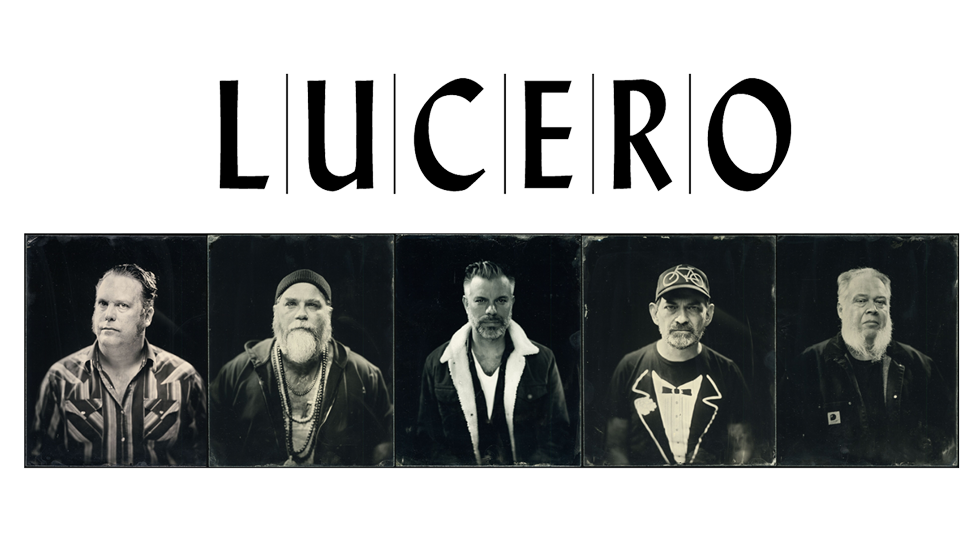 Lucero Fall Tour 2018
