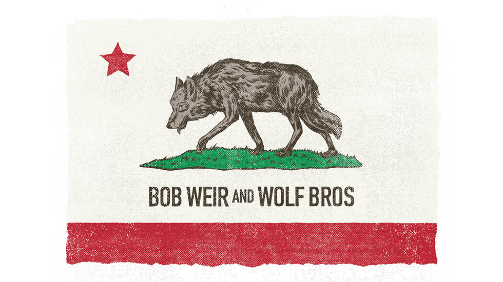 Bob Weir and Wolf Bros Fall 2018 Tour