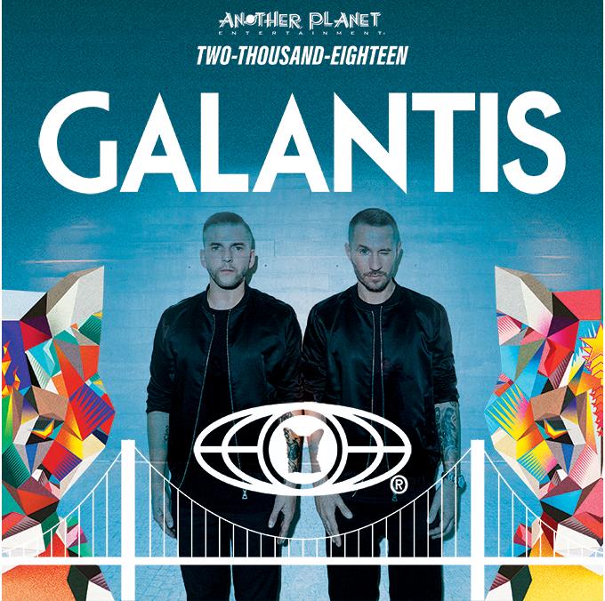 Galantis 2018