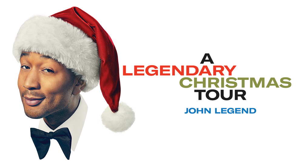 John Legend Christmas Tour 2018
