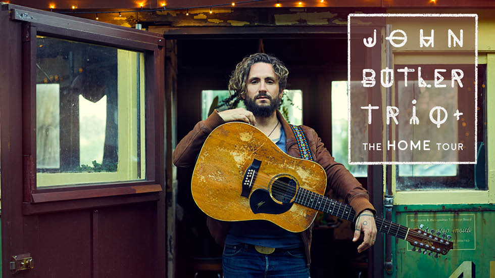 John Butler Trio+ Tour 2018