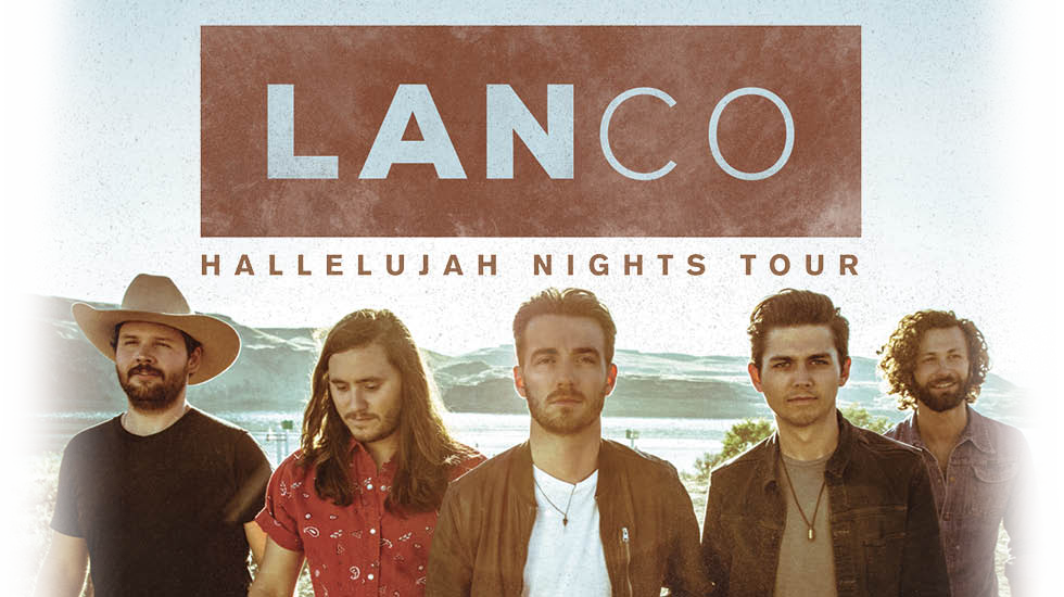LANCO Fall Tour 2018