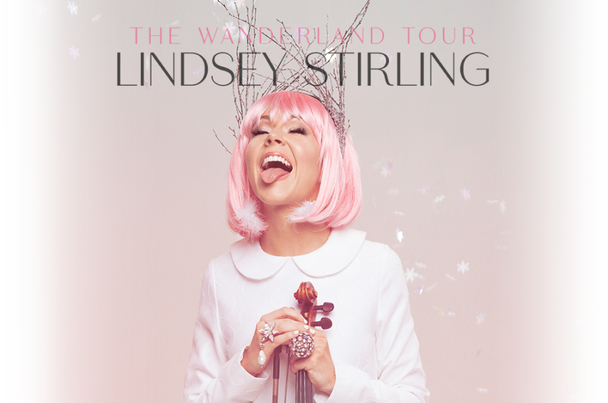 Lindsey Stirling Christmas Tour 2018