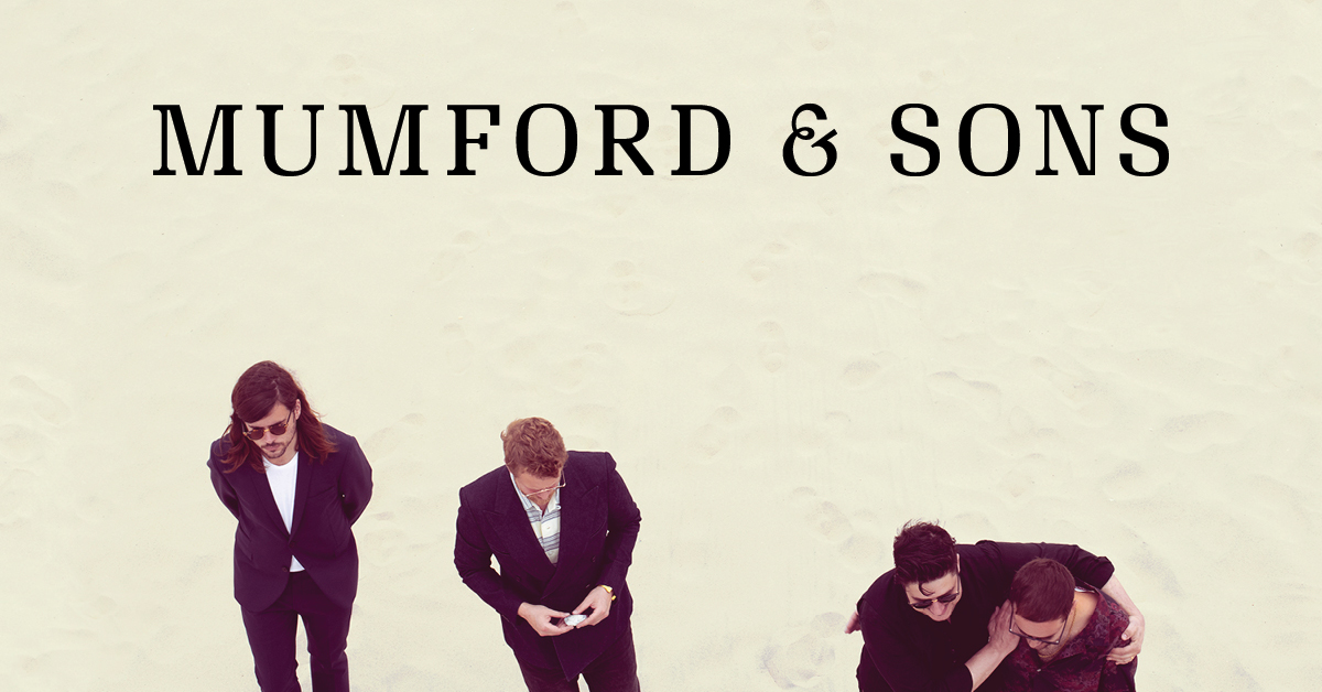 Mumford And Sons Gentlemen Of The Road Edition Mumford & So...