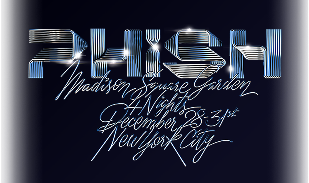 Phish New Year's Run 2018-2019