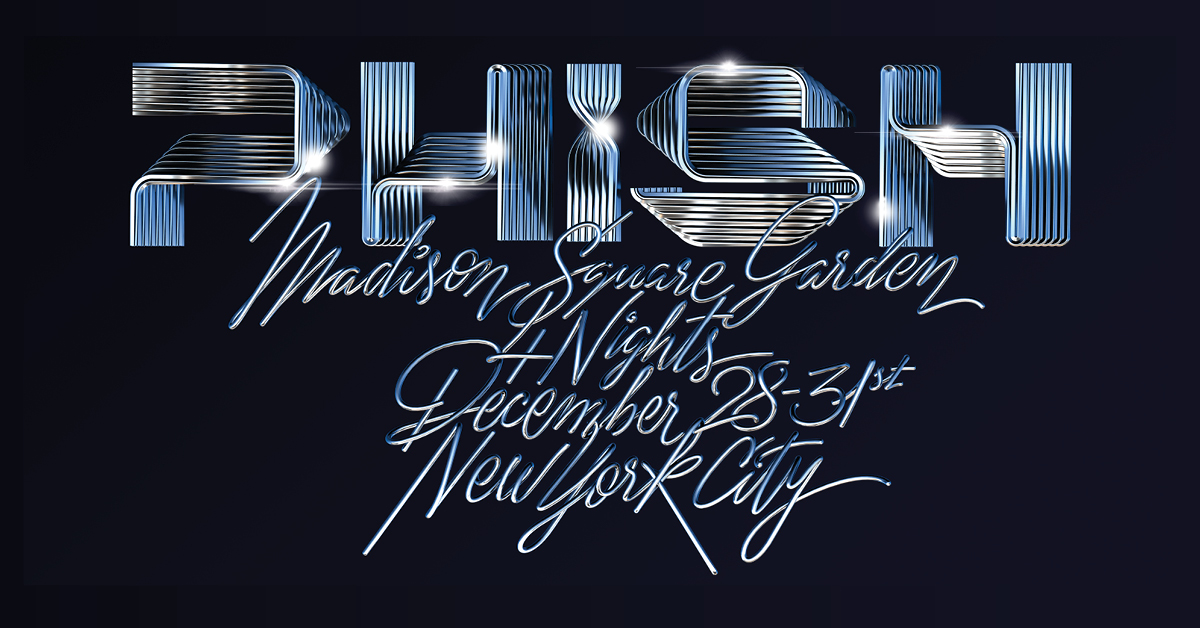 Phish New Year's Run 2018-2019: Official Travel Packages