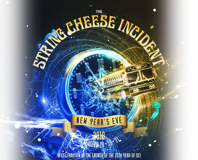 The String Cheese Incident NYE