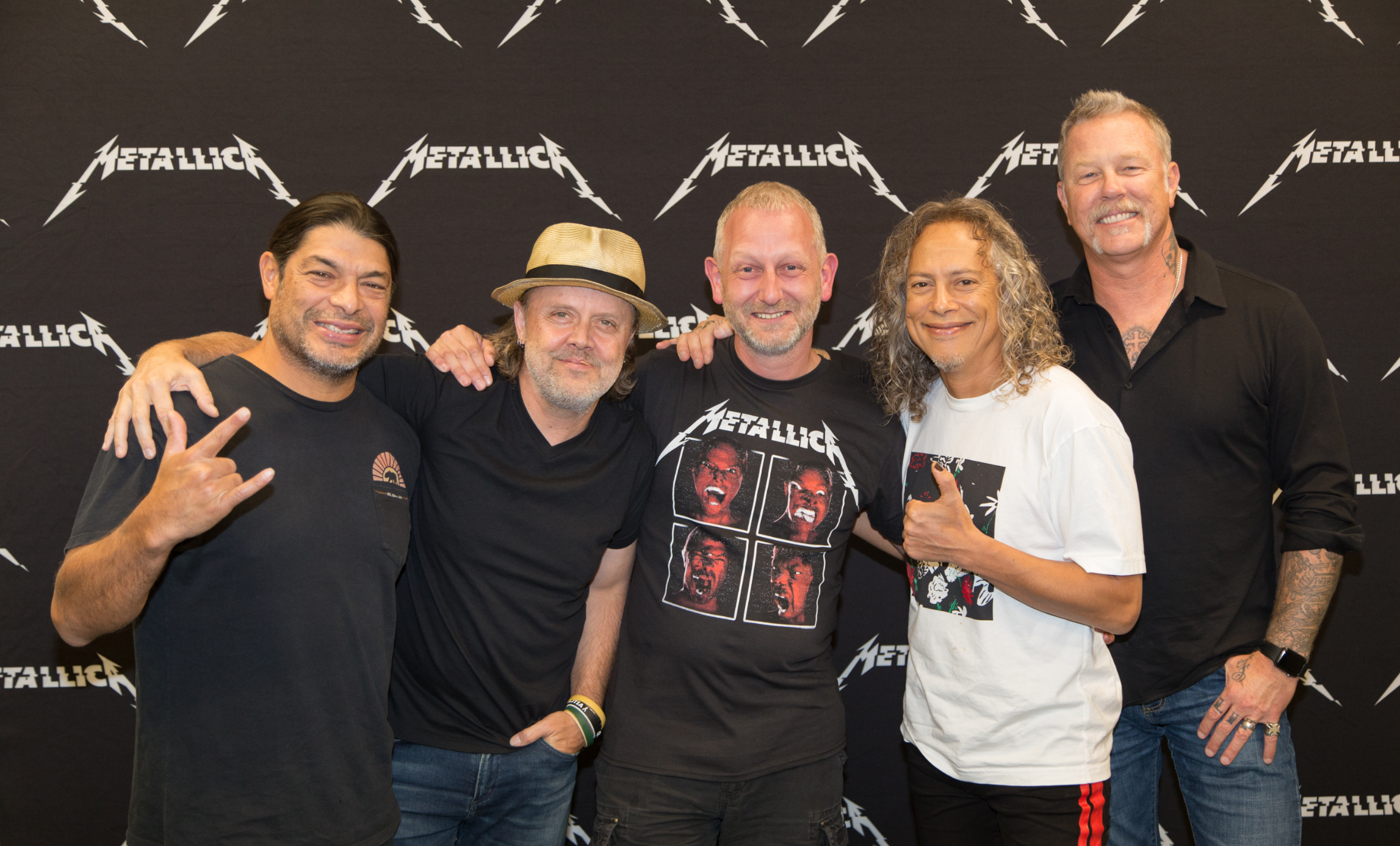 Metallica Tour Europe 2019 Enhanced Experience Packages
