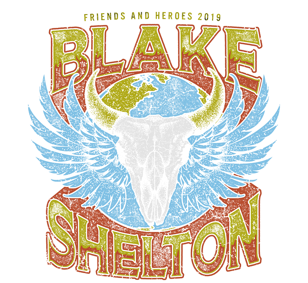 Blake Shelton Winter Tour 2019