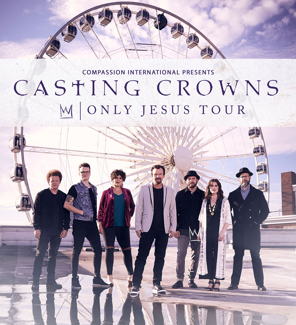 Casting Crowns: Casting Crowns Tour 2019: Official VIP Packages