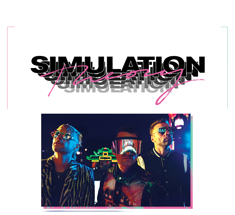 Muse Simulation Theory World Tour 2019