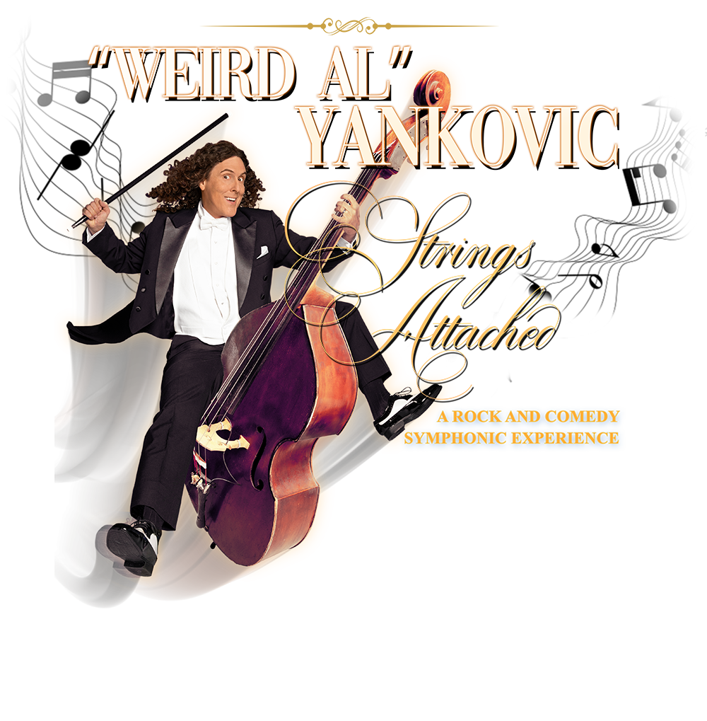 Weird Al Yankovic Tour 2019