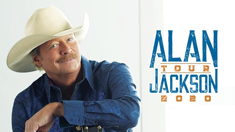Alan Jackson 2020 Tour